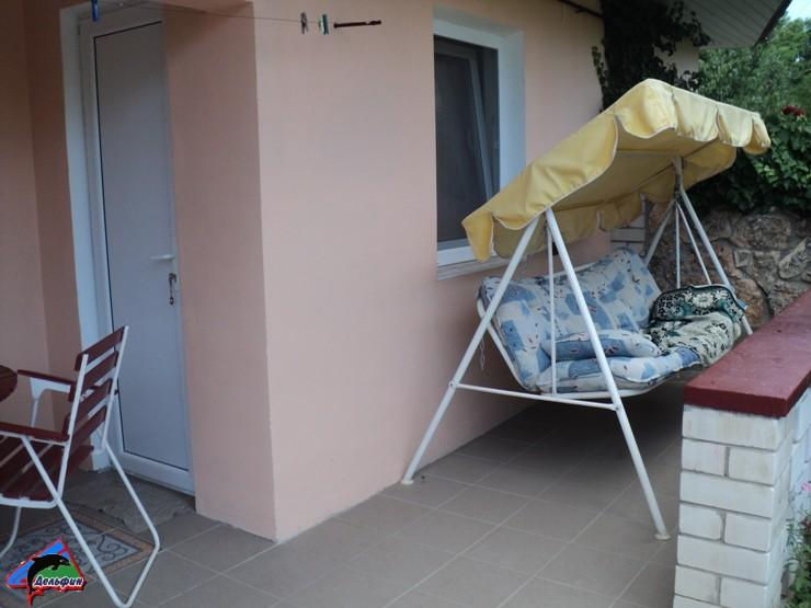 Зона отдыха - номер с кухней 3-х местный