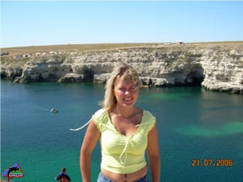 Маринка - жена Серёги из Беларуси - ВИП отдыхающая