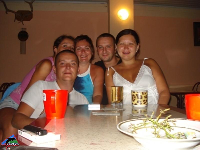 Ребята из Украины - многократно останавливались на отдых в Дельфине