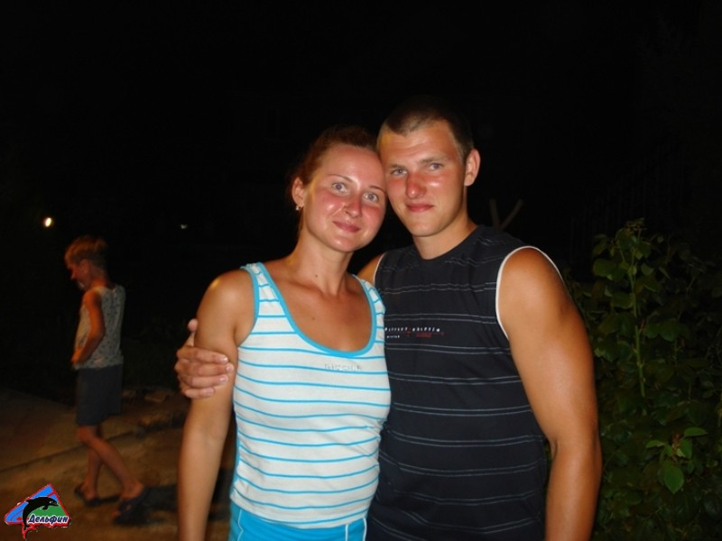 Женька со своей любимой - Москва