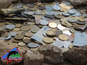 Пожертвования - якобы в фонд развития берега, но по факту не ясно кому...