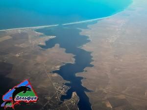 Пляж Беляус - Крым