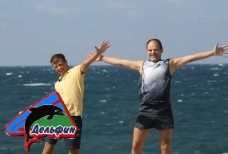Скалы - Халабуда Черноморское