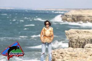 Скалы - Халабуда Черноморское - прекрасные вид для фото сессий