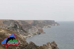 Остров Крым - Оползневое побережье Джангуль