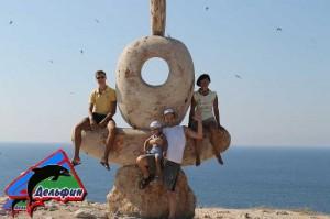 Остров Крым - Оползневое побережье Джангуль - места силы и духовного исцеления